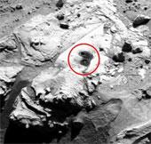 Tò Mò khoan mũi thứ ba trên sao Hỏa