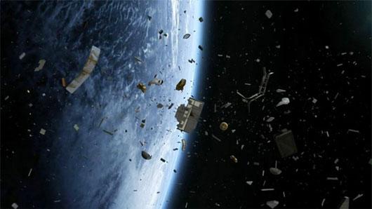 Rác thải vũ trụ - mối đe dọa hiện hữu