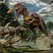 """Hóa thạch khủng long bạo chúa mũi dài như """"Pinocchio"""""""