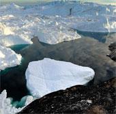 Một nửa nguyên nhân gây ra tình trạng ấm lên ở Greenland là do tự nhiên
