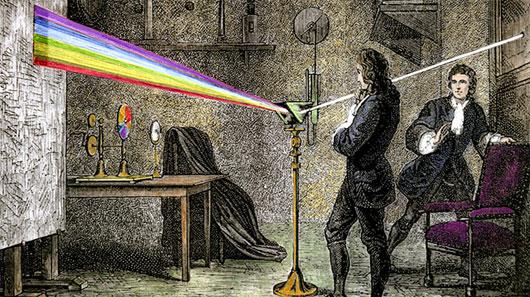 Thí nghiệm của Newton