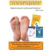 Neuropad giám sát tổn thương thần kinh ở bệnh nhân tiểu đường
