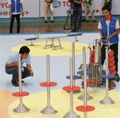 Đại học Lạc Hồng vô địch Robocon 2014