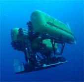 Tàu ngầm Nereus phát nổ ở độ sâu 10.000m