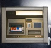 Máy ATM chống trộm bằng acid