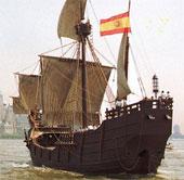 Tìm thấy xác tàu của Christopher Columbus sau 500 năm