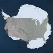 Điều gì sẽ xảy ra khi băng ở Tây Nam Cực tan chảy?