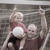 Sức khỏe đời sống-Công tắc não biến đàn ông thành người cha tốt