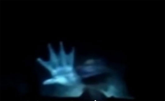 Nàng tiên cá bí ẩn dưới lòng biển Greenland?