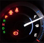 Tìm hiểu vị trí của nắp bình nhiên liệu trên ô tô