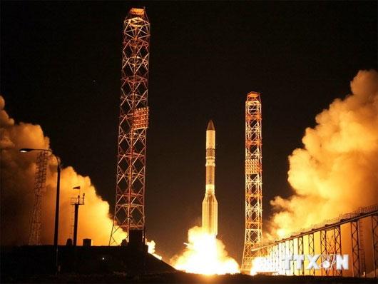 Nga sẽ sử dụng tên lửa đẩy Proton-M đến năm 2025