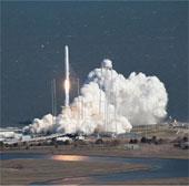 Nước biển dâng cao, bệ phóng của NASA bị đẩy lùi