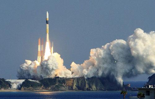 Nhật Bản sắp phóng vệ tinh quan sát thiên tai toàn cầu