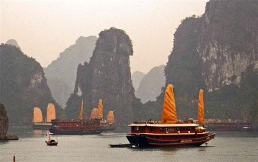 10 điểm đến tuyệt nhất Việt Nam trên báo nước ngoài