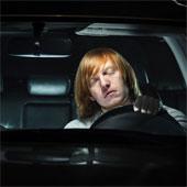 Vô lăng phát hiện lái xe ngủ gật