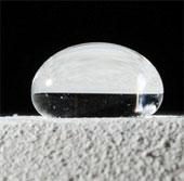 Nghiên cứu: Tạo ra vật liệu siêu chống thấm hoàn hảo