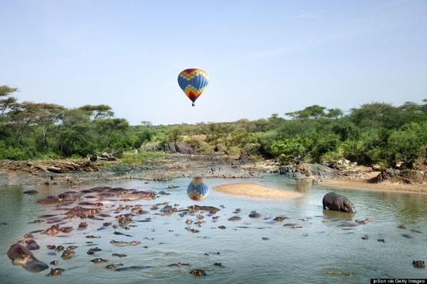 Những bức ảnh khiến bạn thay đổi cách nhìn về châu Phi