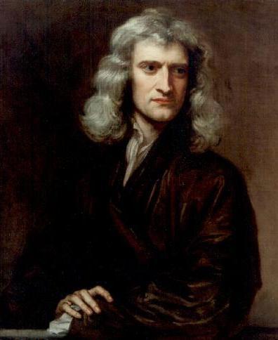 Newton thời đi học luôn nổi tiếng với những trò chơi kỳ lạ.