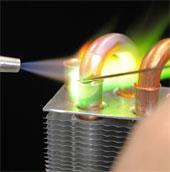 Dự án SafeFlame chế tạo thành công thiết bị hàn an toàn