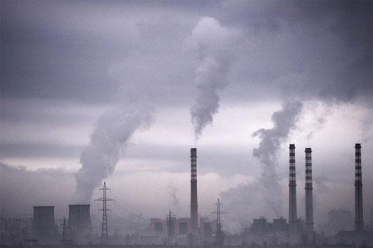 Nồng độ khí CO2 trong khí quyển đã vượt ngưỡng mới