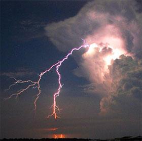 Khám phá những hiện tượng thời tiết kỳ thú trên thế giới