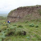 Phát hiện thấy đất hóa thạch chứa đầy carbon