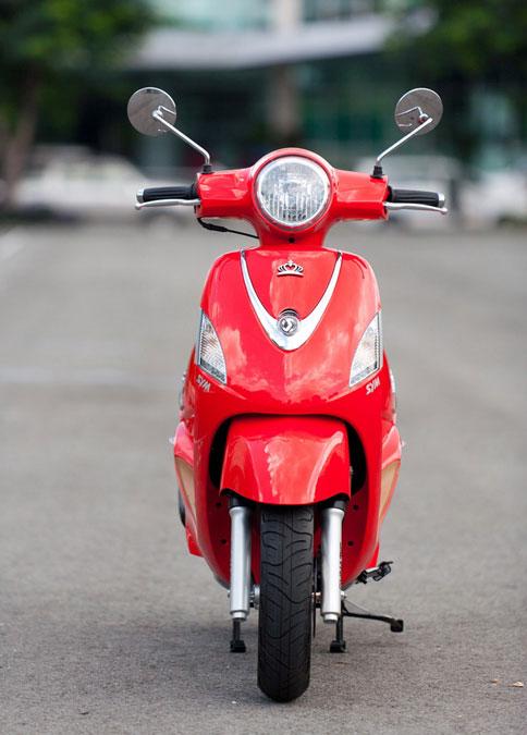 Hé lộ thú vị về tên chiếc xe máy bạn đang đi