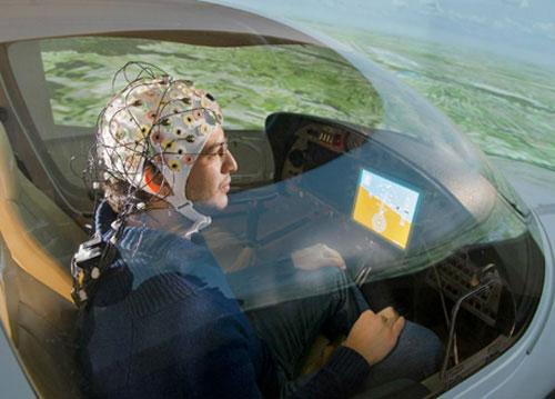 Điều khiển máy bay bằng ý nghĩ