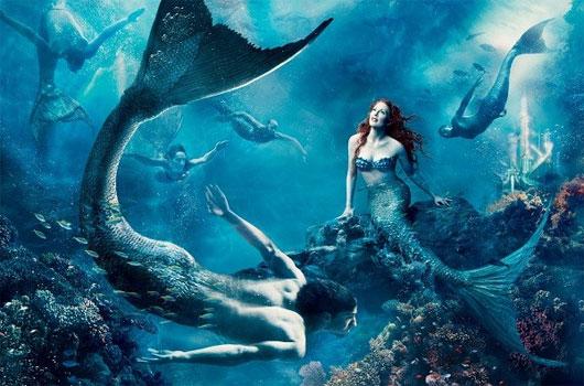Nhiều người cho rằng Nàng tiên cá chỉ là một nhân vật do trí tưởng tượng phong phú của con người thêu dệt.