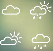 Ai đã thiết kế các biểu tượng dự báo thời tiết hiện đại?