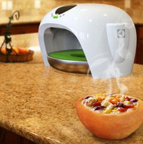 Với máy Bake.A.Dish, bạn không cần rửa chén sau bữa ăn
