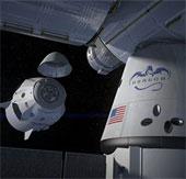 Tàu Dragon có thể chở tối đa 7 người lên ISS vào năm 2016