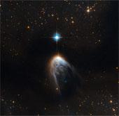Khoảnh khắc chào đời của một ngôi sao