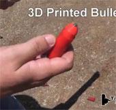 Video: Đạn được in từ công nghệ 3D