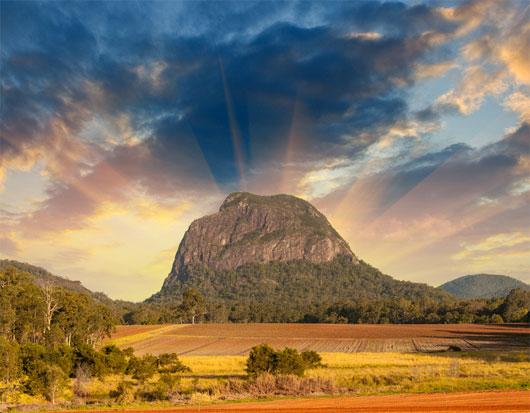 Núi lửa Úc gây ra đợt tuyệt chủng đầu tiên trong lịch sử