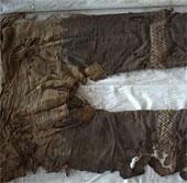 Tìm thấy chiếc quần 3.300 năm tuổi