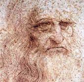 Nỗ lực cứu chân dung tự họa của Leonardo Da Vinci