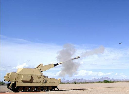 Khám phá siêu pháo tự hành chết yểu của Mỹ