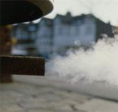Ô nhiễm không khí làm rối loạn nhịp tim và máu vón cục