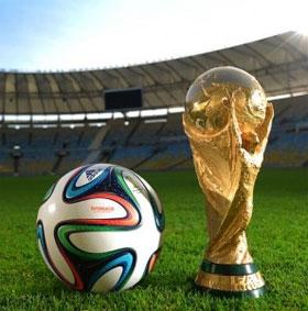 Dự đoán đội vô địch World Cup 2014 bằng khoa học
