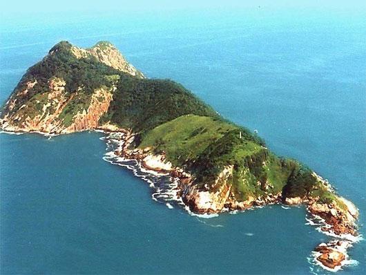 Hòn đảo xinh đẹp này là một trong những đảo chết người nhất Thế giới.