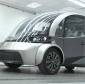 Xe Van chạy điện với thiết kế từ tương lai