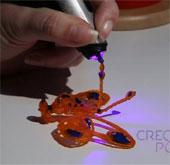 CreoPop – chiếc bút có thể vẽ mô hình 3D độc đáo