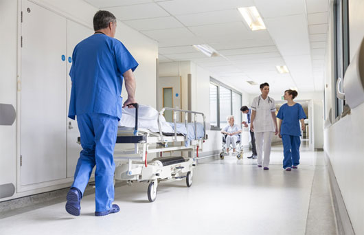 Nhiễm khuẩn bệnh viện gây nhiều biến chứng nguy hiểm