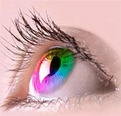 Tửu lượng, khả năng chịu đau thể hiện qua màu mắt