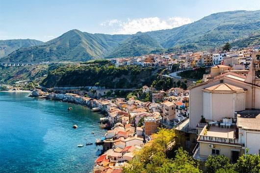 Chùm ảnh tuyệt đẹp về nước Ý