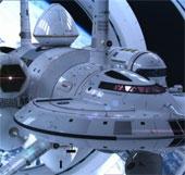 NASA tiết lộ thiết kế mới nhất của tàu vũ trụ Warp Drive