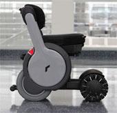Xe lăn công nghệ cao The Whill đã sẵn sàng cho thương mại hóa
