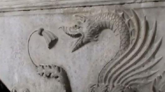 Phát hiện mới về mộ Dracula