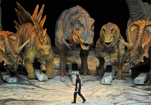 Giải mã bí ẩn về máu của khủng long